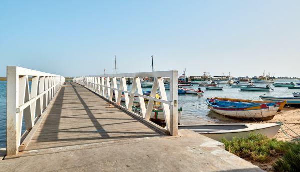 Hafen Santa Luzia