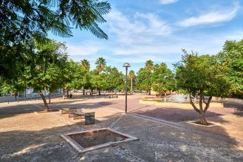 Park Bänke Silves