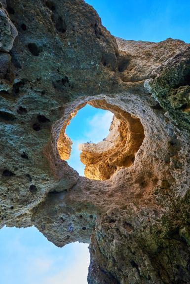 Höhlen Algarve Tour Ausflug
