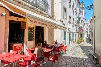 Pastelaria Café Alfama