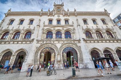 Prächtiges Haus in Lissabon
