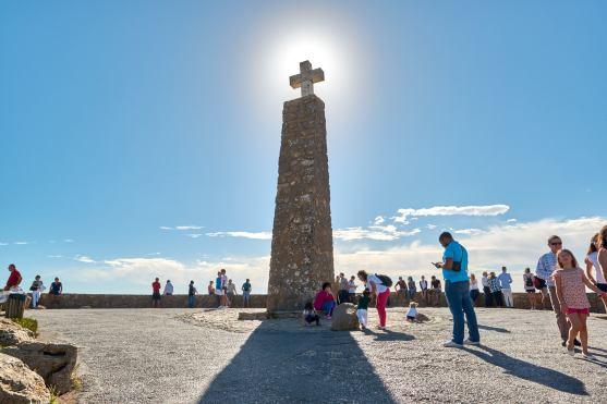 Cabo da Roca Kreuz