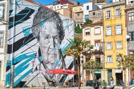 Graffiti in Porto