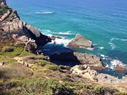 Praia dos Machados - Wanderweg Küste Rota Vicentina