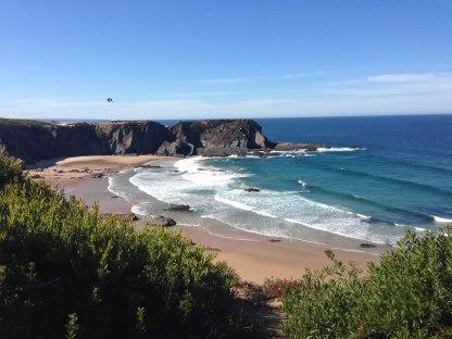 Rota Vicentina Praia dos Machados