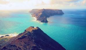 Luftaufnahme Porto Santo Insel