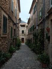 Gässchen Bergdorf Mallorca
