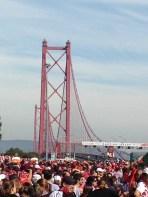 Marathon Halbmarathon Lissabon
