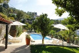Pool Gartenanlage Quinta da Palmeira