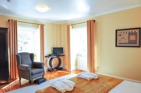 Zimmer in der Quinta da Palmeira