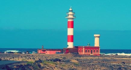 Leuchtturm bei El Cotillo auf Fuerteventura