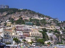 Positano Amalfiküste