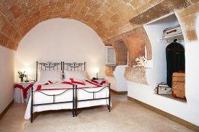 Zimmer im Relais Corte Palmieri