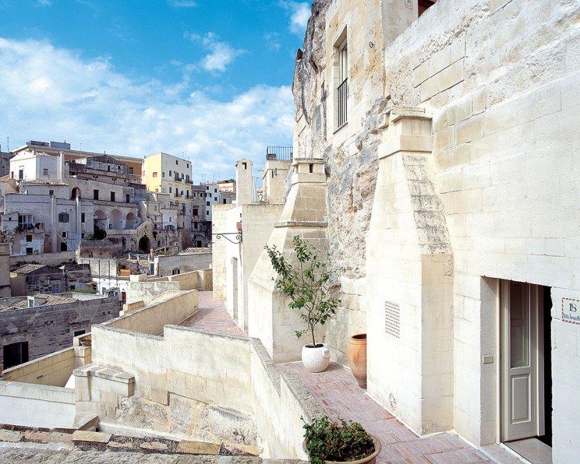 Fassade Locanda di San Martino