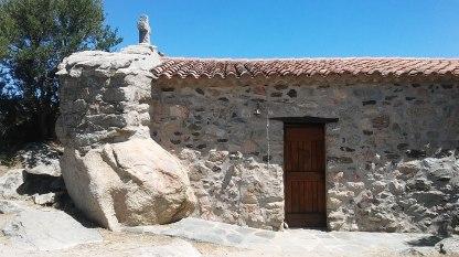 Kirche San Trano bei Luogosanto