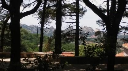 Berge Tempio Limbara