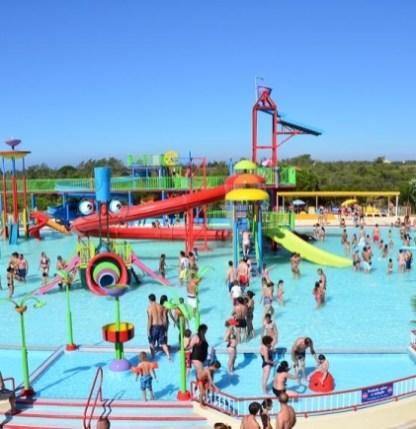 Badespaß Aquashow Park Algarve