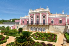 Pousada Palácio de Estoí Fassade