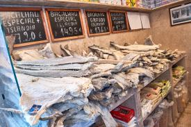 Fischladen Lissabon