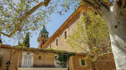 Kloster in Valldemossa