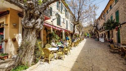 Restaurants und Cafés Valldemossa