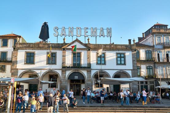 Sandeman Portwein Porto
