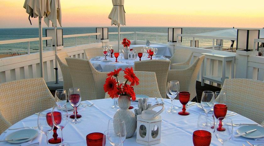 Sonnenuntergang Hotel Bela Vista Hotel & Spa
