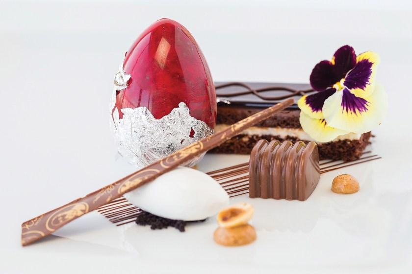 Dessert im Belmond Reid's Palace