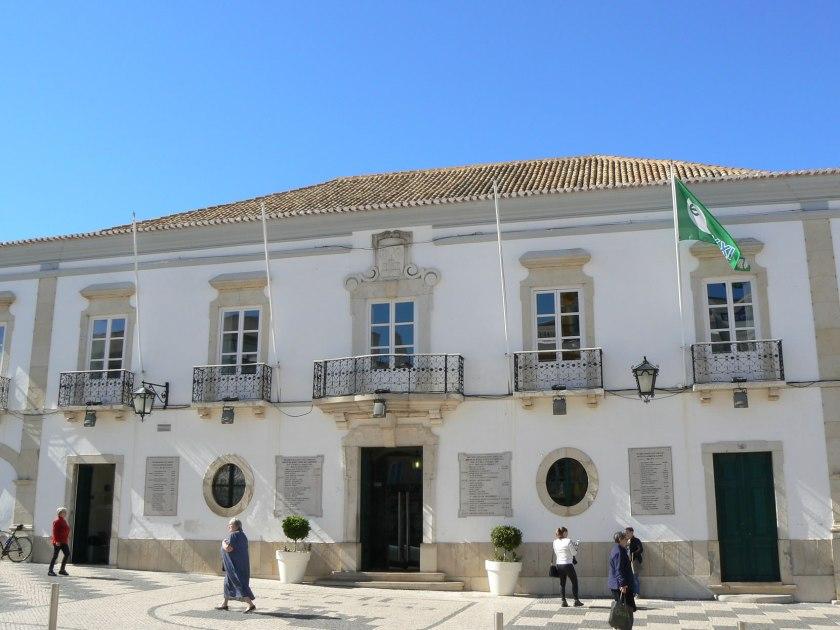 Loulé Rathaus