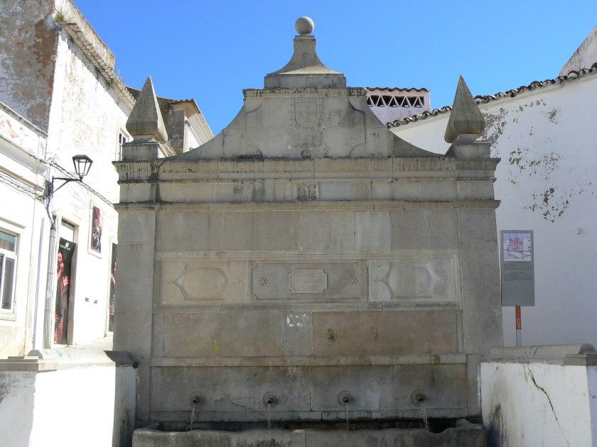 Stadtbrunnen von Loulé