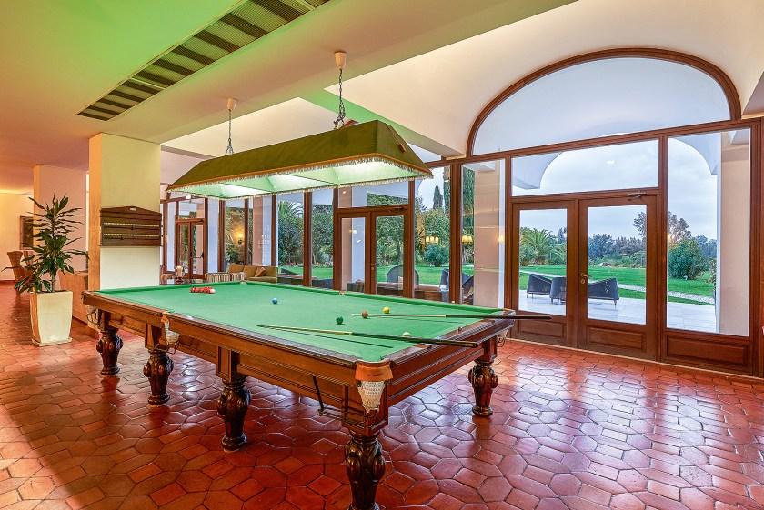 Billard im Penina Hotel & Golf Resort