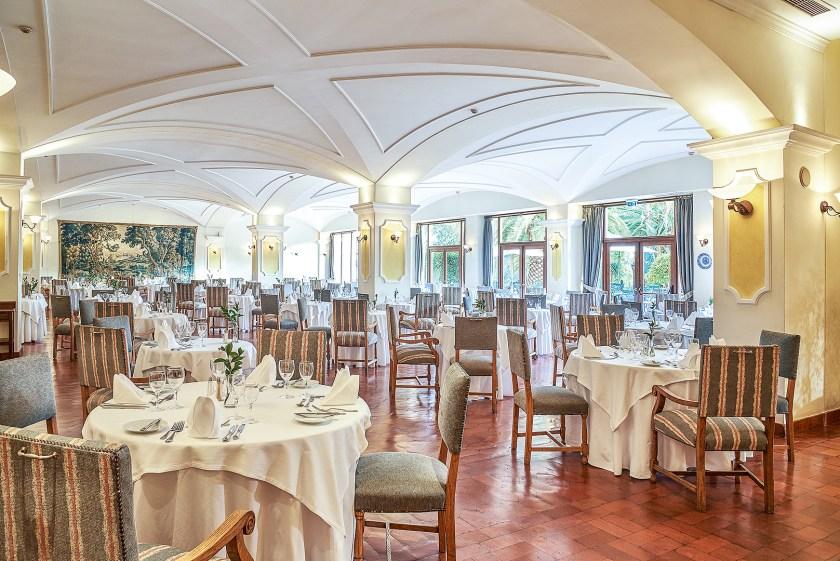 Sagres Restaurant im Penina Hotel