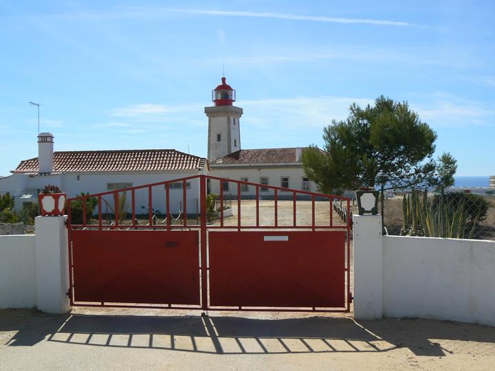 Leuchtturmanlage Cabo de Alfanzina Carvoeiro
