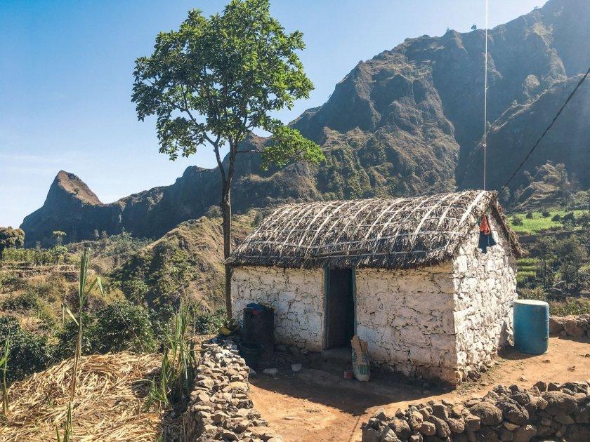Hütte Santo Antao
