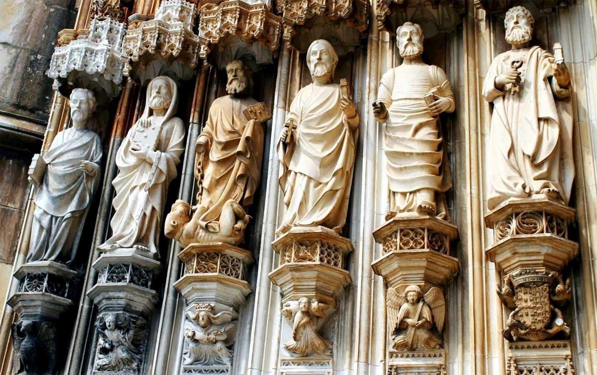 Mittelportugal Kloster Batalha Details