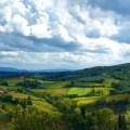 Italien Toskana Landschaft