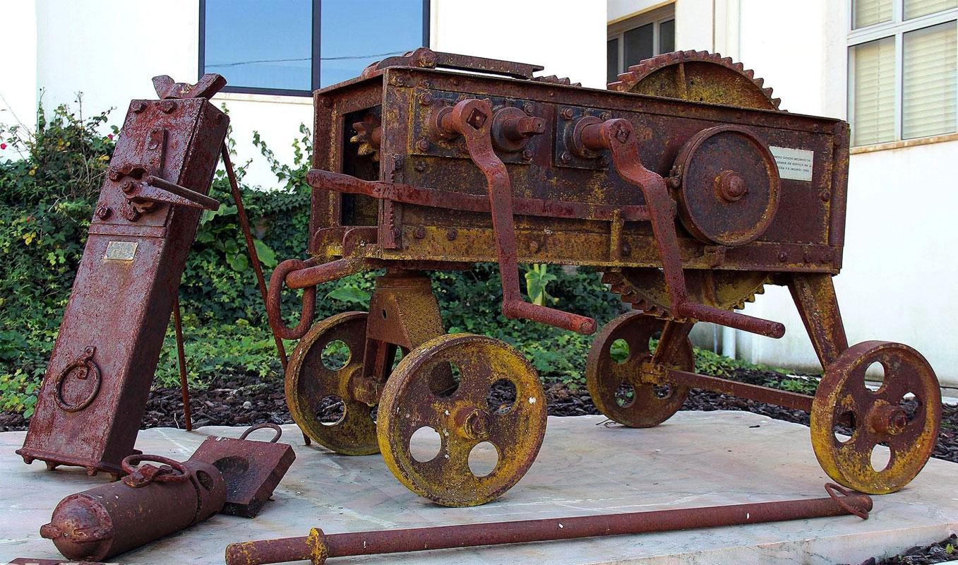 Industriedenkmal Alentejo