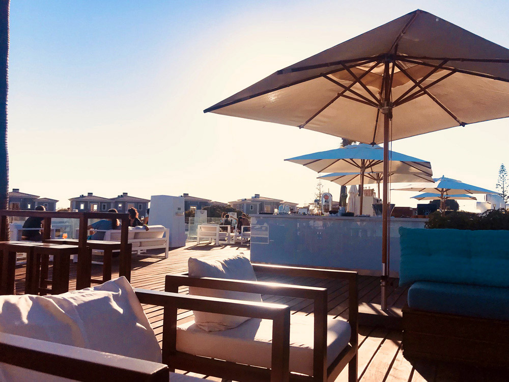 Algarve Hotel Tivoli Terrasse Portugal