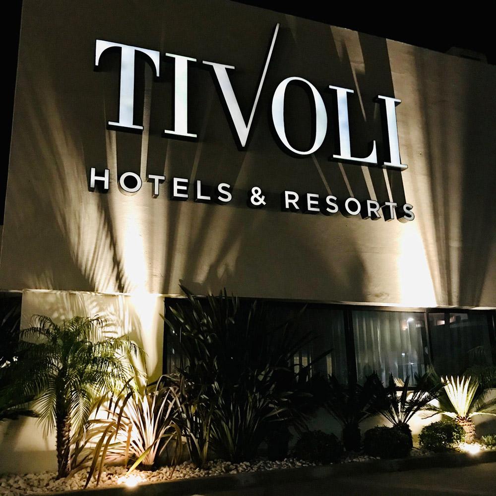 Algarve Hotel Tivoli Beleuchtung