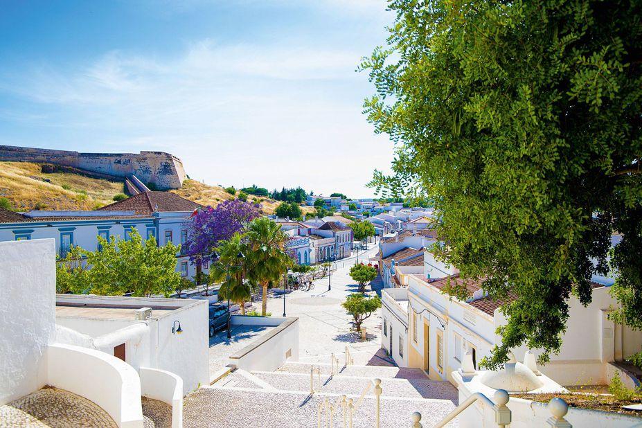 Grand House Algarve Außen