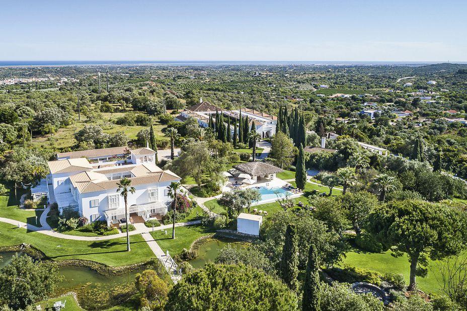 Vila Monte Farm House Außenansicht Hotels Algarve