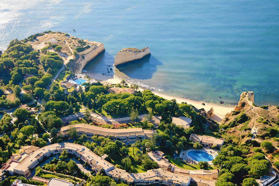 Blue & Green Vilalara Thalassa Resort View