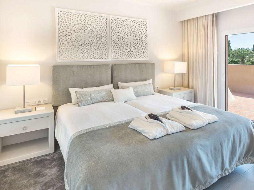 Blue & Green Vilalara Thalassa Resort Zimmer