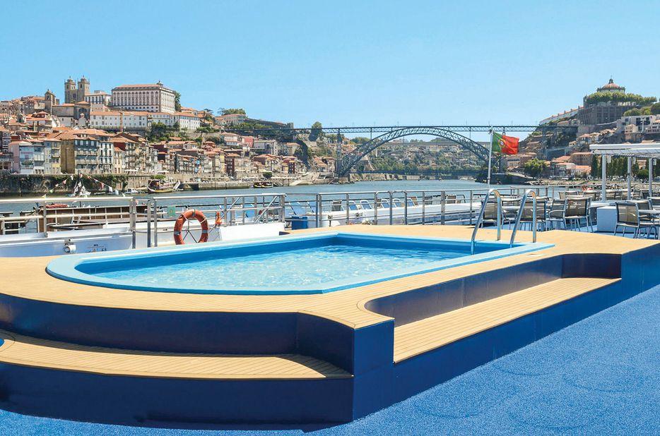 MS Douro Cruiser Deck