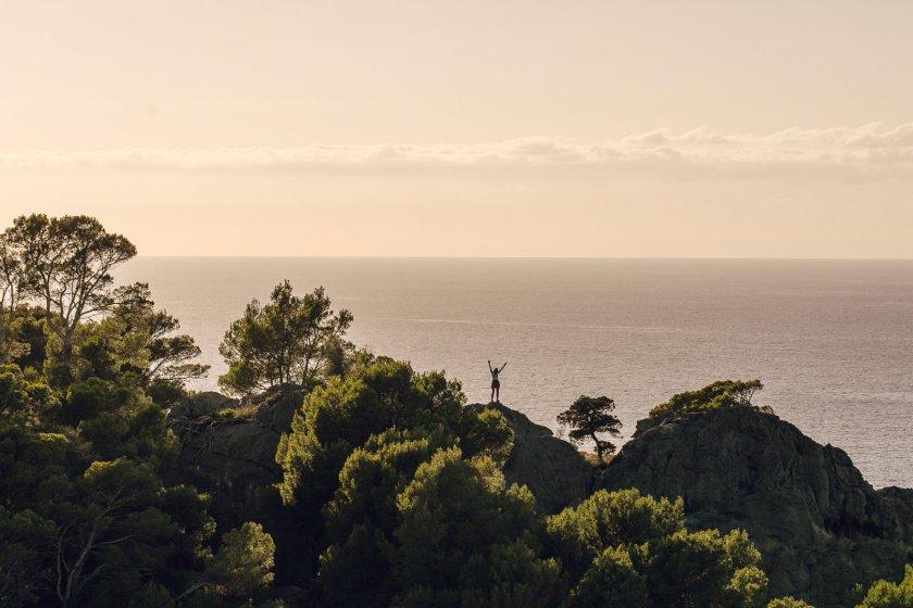 Wandern Mallorca Meerblick