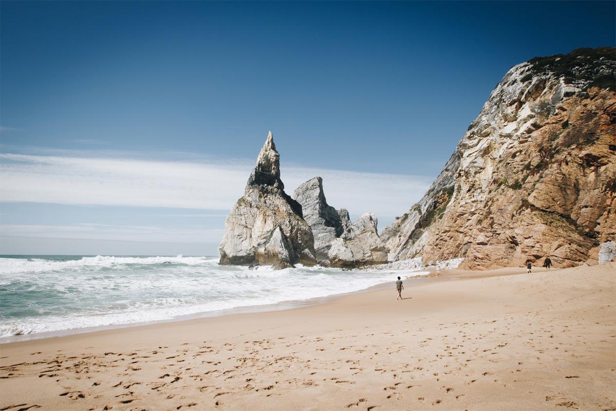 Praia da Ursa Panoramawandern