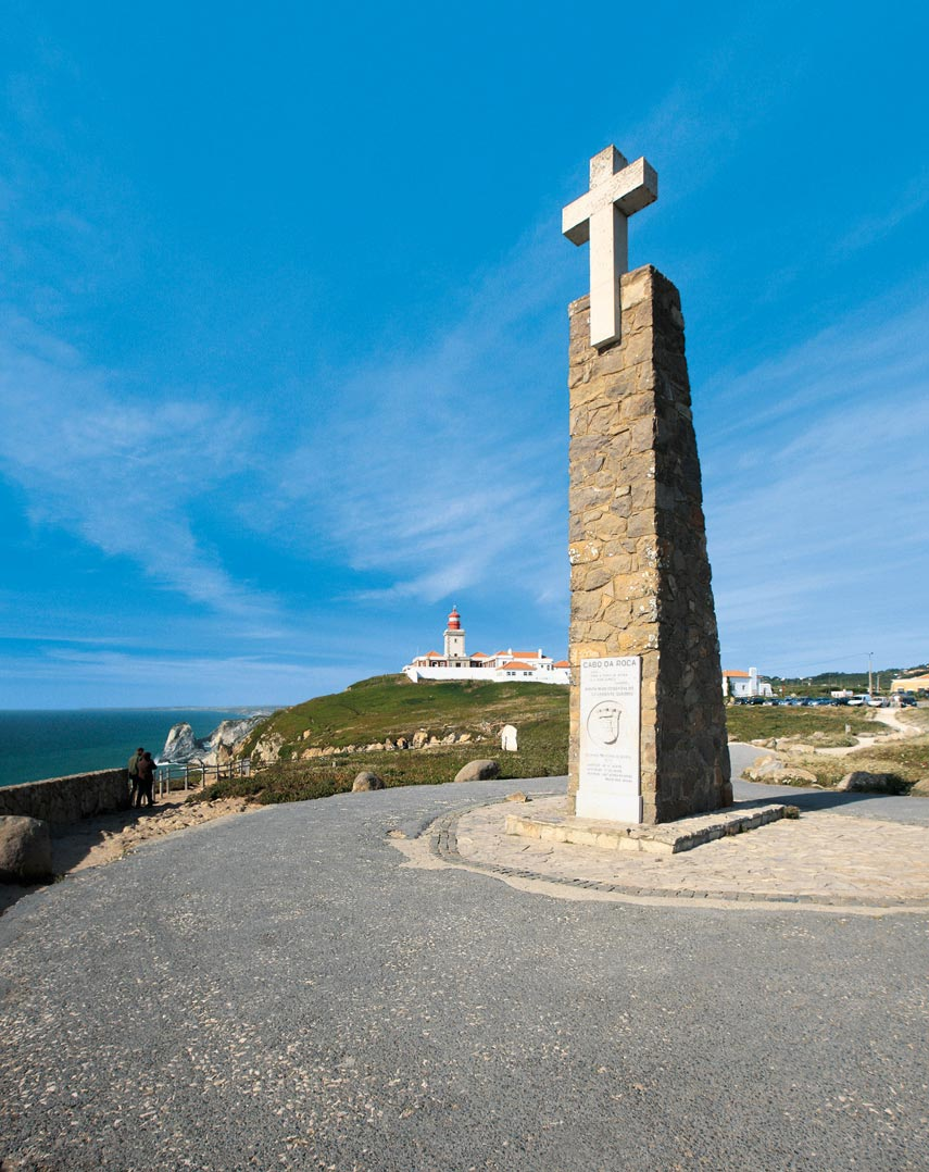 Sintra Cabo Da Roca Cruz