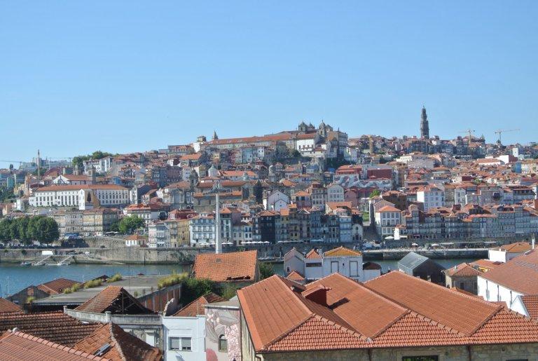 Blick von der WOW auf die Altstadt