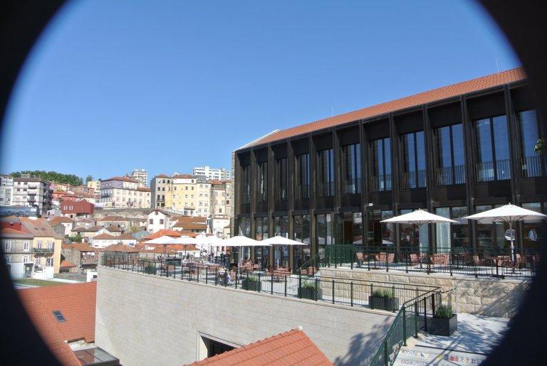Ausblick auf den zentralen Platz der WOW