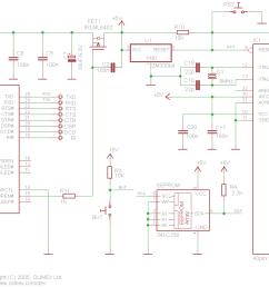 avr p40 usb schematic  [ 1563 x 736 Pixel ]